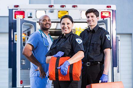 paramedics EMT & Paramedic Uniforms